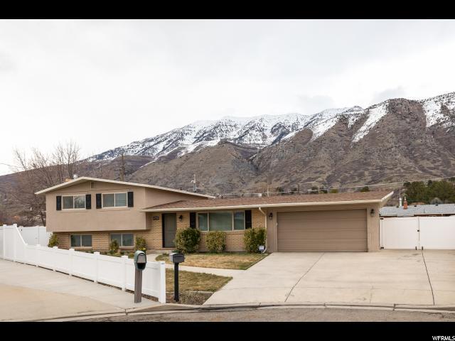 3306 N Canyon Rd, Provo, UT 84604 (#1588326) :: Big Key Real Estate