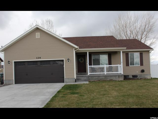 134 S Ranch Rd E, Grantsville, UT 84029 (#1588504) :: Big Key Real Estate