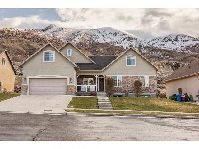 10356 N Avondale Dr W, Cedar Hills, UT 84062 (#1588598) :: The Canovo Group