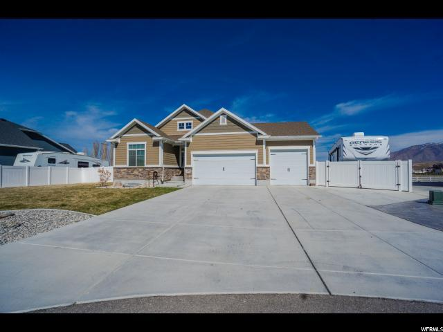 329 E Chiswick, Stansbury Park, UT 84074 (#1588735) :: Exit Realty Success