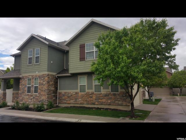 1033 N Kettering Dr W, North Salt Lake, UT 84054 (#1588770) :: Keller Williams Legacy