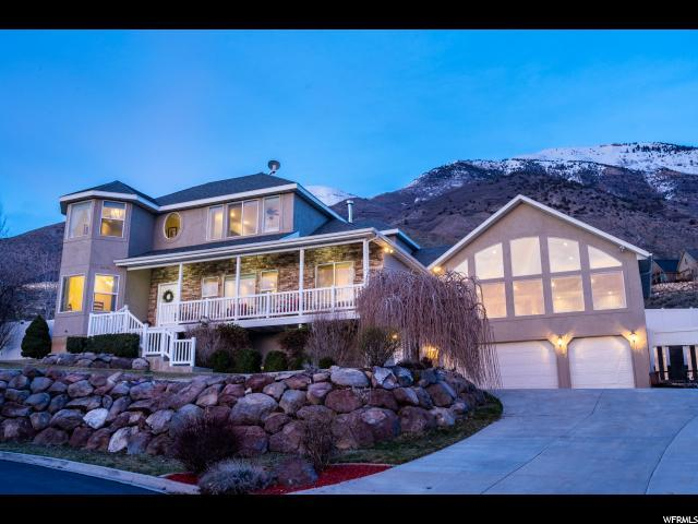 9376 Avanyu Dr, Cedar Hills, UT 84062 (#1588796) :: Bustos Real Estate   Keller Williams Utah Realtors