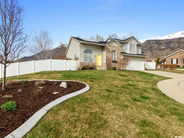 819 E 50 S, Pleasant Grove, UT 84062 (#1589546) :: Bustos Real Estate | Keller Williams Utah Realtors