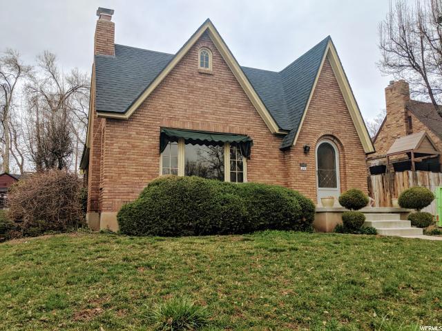 1781 E 900 S, Salt Lake City, UT 84108 (#1589695) :: Big Key Real Estate