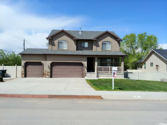 15 E 1100 S, Vernal, UT 84078 (#1589717) :: Red Sign Team