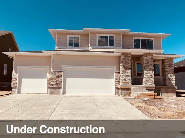 4361 E Harvest Crop Dr N, Eagle Mountain, UT 84005 (#1589740) :: The Fields Team