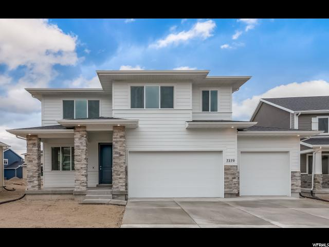 7270 N Evans Ranch Dr E, Eagle Mountain, UT 84005 (#1589816) :: The Utah Homes Team with iPro Realty Network