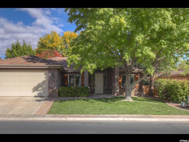 1854 W Stonebridge Dr #101, St. George, UT 84770 (#1589994) :: Bustos Real Estate | Keller Williams Utah Realtors