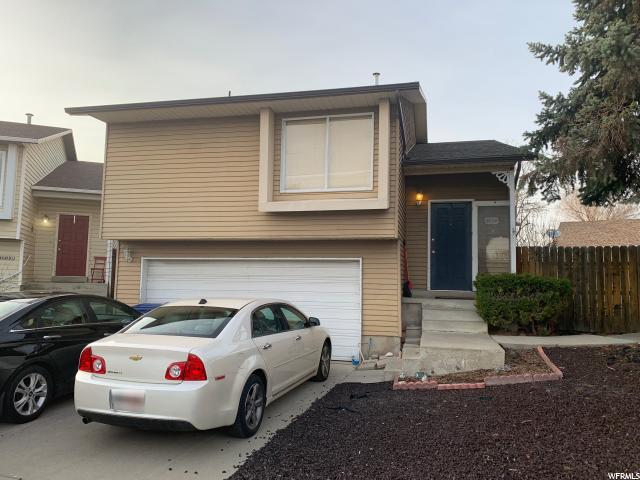 3034 W Sussex Ct, West Valley City, UT 84119 (#1590068) :: Action Team Realty
