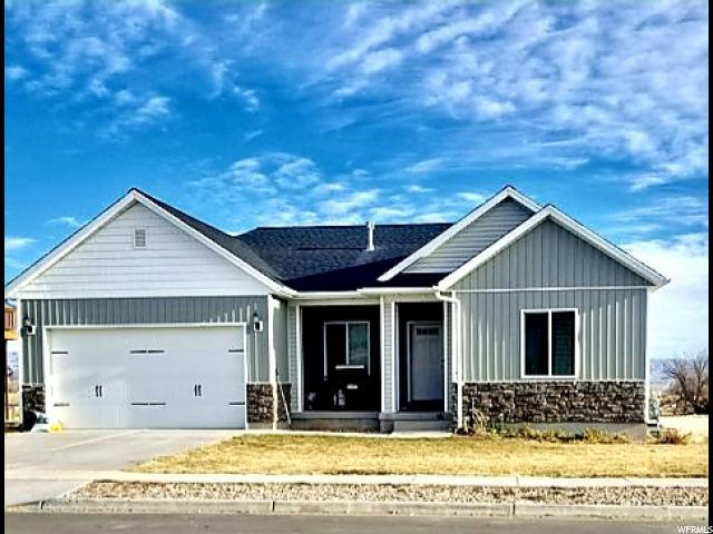 351 S Durango Dr, Vernal, UT 84078 (#1590379) :: The Canovo Group