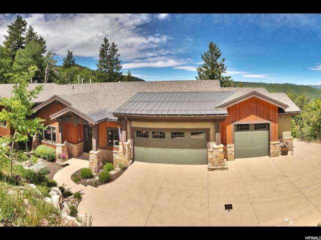 7148 Canyon Dr, Park City, UT 84098 (#1590466) :: Bustos Real Estate | Keller Williams Utah Realtors