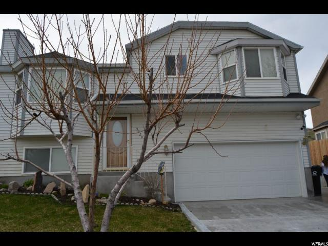 5920 S Clear Vista Dr W, Kearns, UT 84118 (#1590793) :: Bustos Real Estate | Keller Williams Utah Realtors