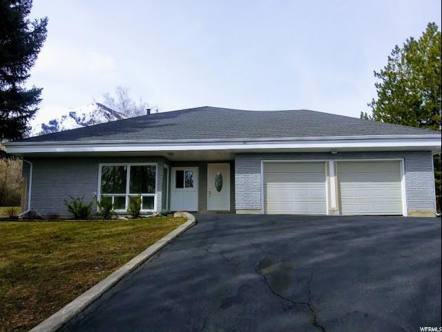 179 S 200 W, Mendon, UT 84325 (#1590824) :: Big Key Real Estate
