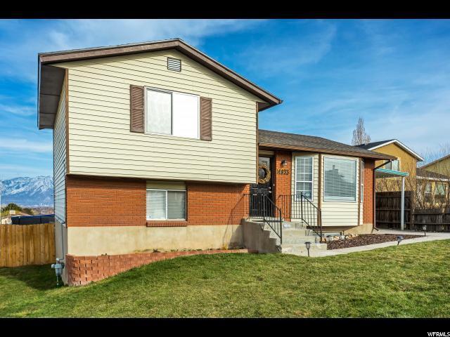 4933 S Jeremiah Cir, Salt Lake City, UT 84118 (#1591229) :: Bustos Real Estate | Keller Williams Utah Realtors