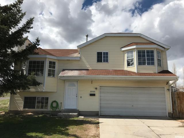 5992 S Far Vista Drive Dr, Salt Lake City, UT 84118 (#1591318) :: Bustos Real Estate | Keller Williams Utah Realtors