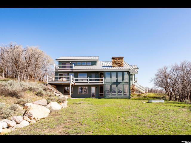 2 Red Hawk Ln, Park City, UT 84098 (MLS #1591464) :: High Country Properties