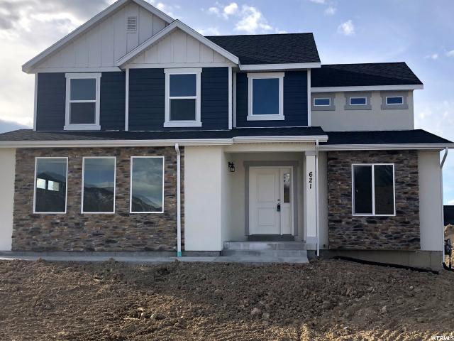 621 N Slant Rd, Spanish Fork, UT 84660 (#1591818) :: Powerhouse Team | Premier Real Estate