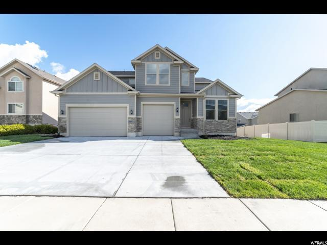 234 W Stillwater Dr, Saratoga Springs, UT 84045 (#1591845) :: Action Team Realty