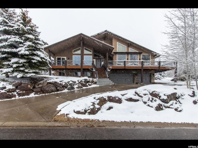 9060 N Flint Way, Park City, UT 84098 (#1592110) :: Action Team Realty