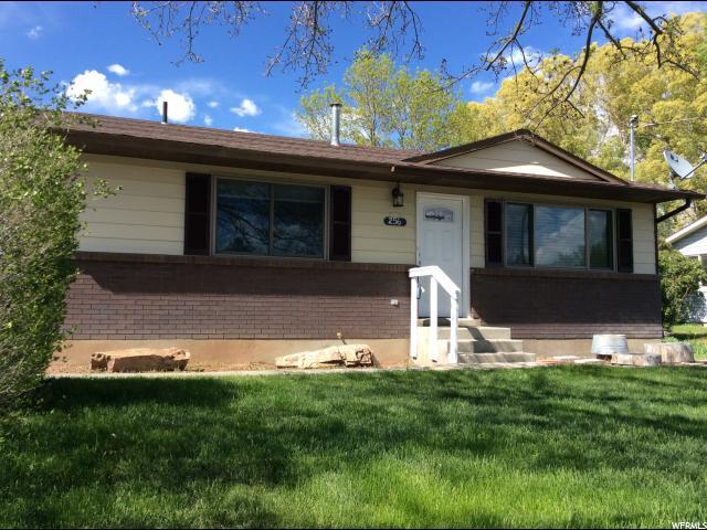 256 W 100 S, Midway, UT 84049 (MLS #1592273) :: High Country Properties