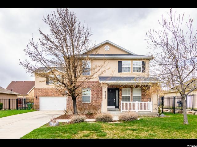 3988 W Troon, Cedar Hills, UT 84062 (#1592340) :: The Canovo Group