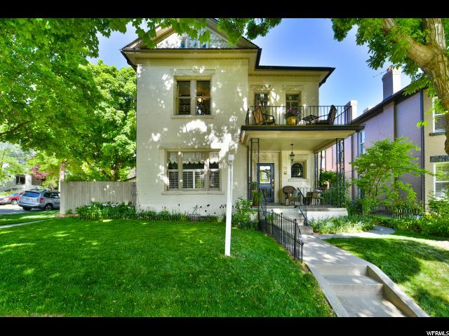 88 N G St, Salt Lake City, UT 84103 (#1592503) :: Colemere Realty Associates