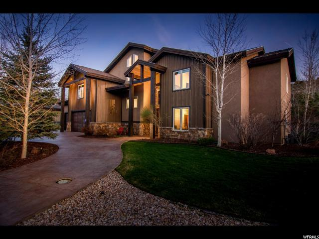 3239 Creek Rd, Park City, UT 84098 (#1592525) :: Action Team Realty