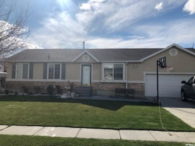 8522 S Kolby Ln. W, Midvale, UT 84047 (#1593000) :: Action Team Realty