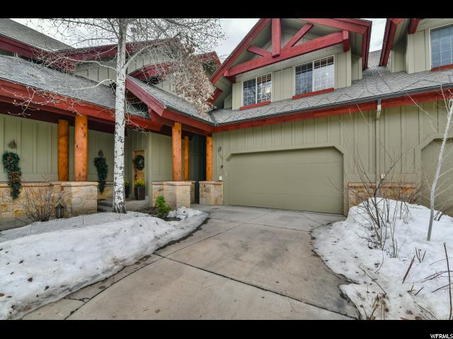 1386 W Meadow Loop Rd, Park City, UT 84098 (MLS #1593073) :: High Country Properties