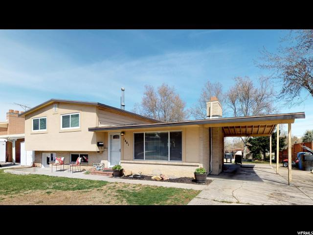 1441 E Dawn Dr S, Cottonwood Heights, UT 84121 (#1593184) :: Action Team Realty