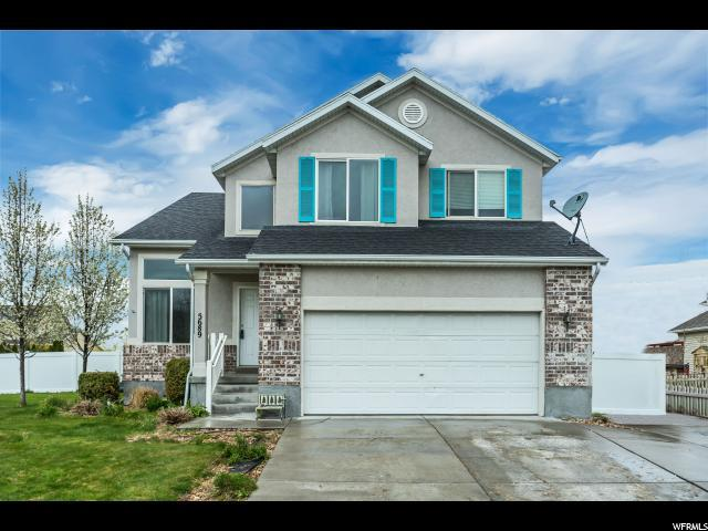 5689 N Lighthouse Ln W, Stansbury Park, UT 84074 (#1593556) :: Big Key Real Estate