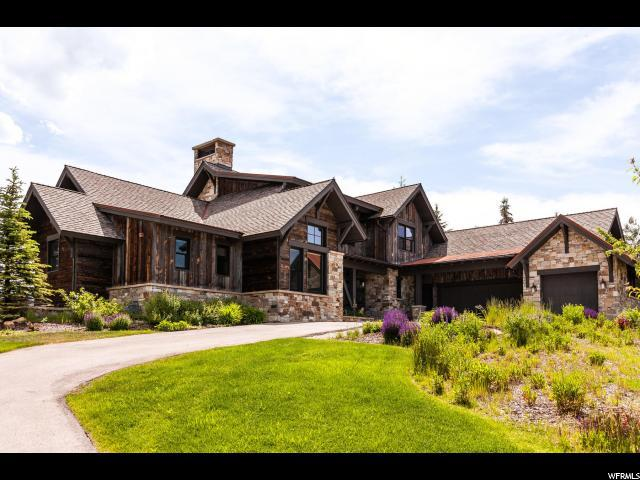 8035 Glenwild Dr, Park City, UT 84098 (MLS #1593557) :: High Country Properties