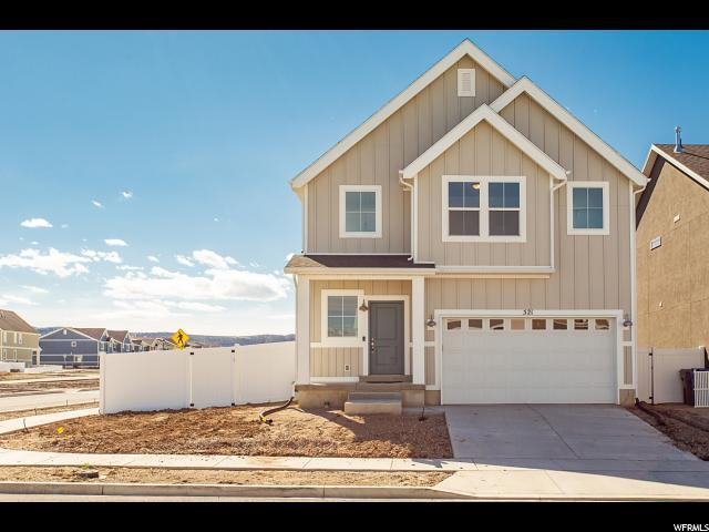 521 S Pegasus Way, Saratoga Springs, UT 84045 (#1593614) :: Powerhouse Team | Premier Real Estate