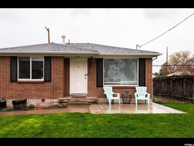 2770 S 500 E, Salt Lake City, UT 84106 (#1594047) :: Bustos Real Estate | Keller Williams Utah Realtors