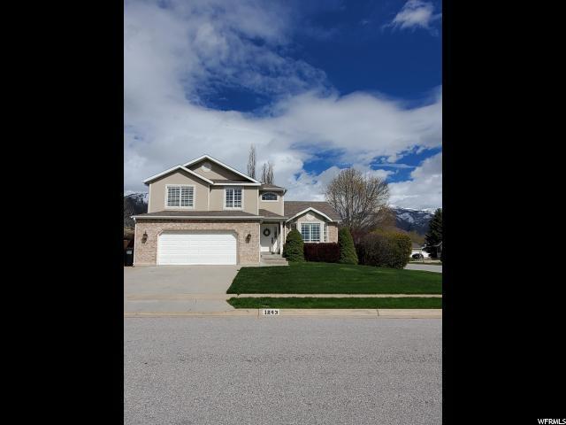 1243 S 450 EAST E, Kaysville, UT 84037 (#1594060) :: Powerhouse Team | Premier Real Estate