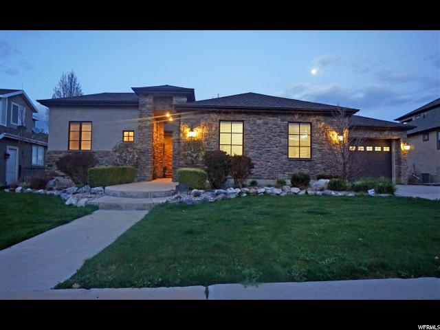 2364 S Shorewood Dr, Saratoga Springs, UT 84045 (#1594218) :: Big Key Real Estate
