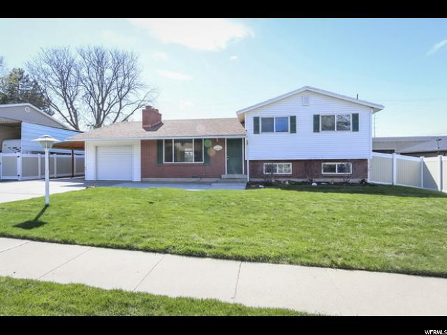 7018 S Ponderosa Dr, Cottonwood Heights, UT 84121 (#1594296) :: Von Perry | iPro Realty Network