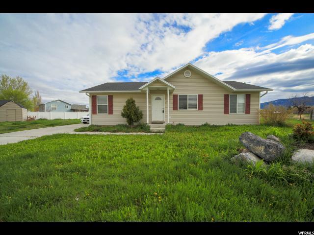 461 W 860 S, Tremonton, UT 84337 (#1594311) :: Bustos Real Estate   Keller Williams Utah Realtors