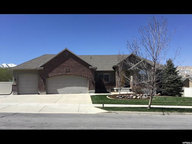 14436 S Sheeprock Dr, Herriman, UT 84096 (#1594888) :: Powerhouse Team   Premier Real Estate