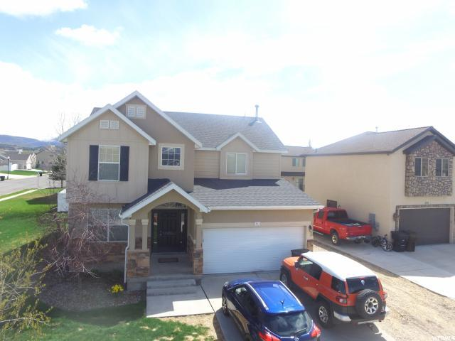 511 S 820 E, Heber City, UT 84032 (#1595266) :: The Canovo Group