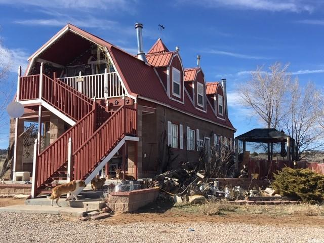 4531 N 5300 W, Cedar City, UT 84721 (#1595283) :: Colemere Realty Associates