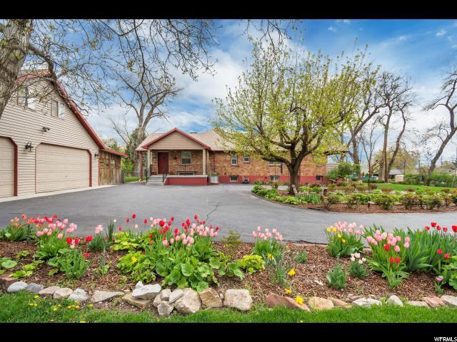 4255 S 2300 E, Holladay, UT 84124 (#1595477) :: Bustos Real Estate   Keller Williams Utah Realtors