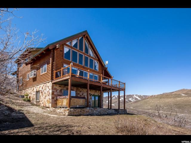4100 S Rockport Aspen Cir #86, Wanship, UT 84017 (#1595736) :: Big Key Real Estate