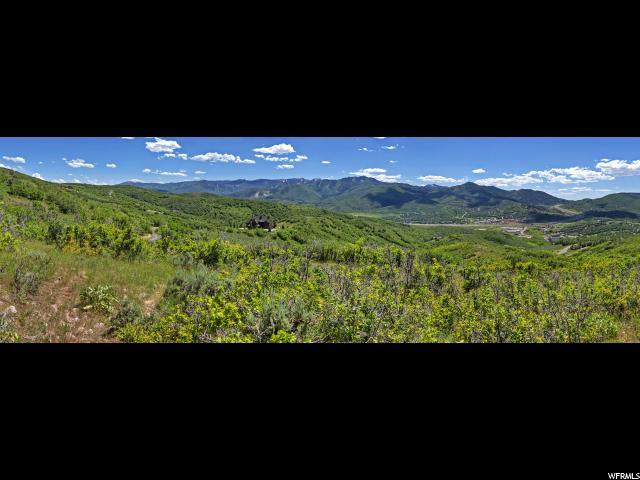 1950 Red Hawk Trl, Park City, UT 84098 (MLS #1595842) :: High Country Properties