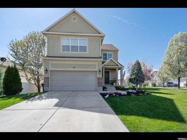 112 N Archmore St, Saratoga Springs, UT 84043 (#1595989) :: Keller Williams Legacy