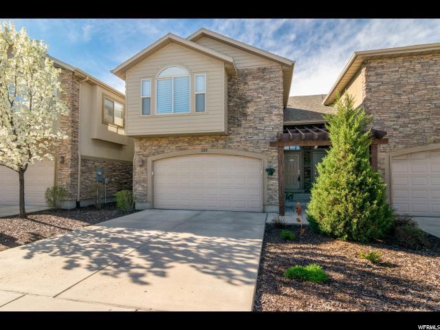 284 E Twin Bridges Ln, Midvale, UT 84047 (#1596046) :: Bustos Real Estate | Keller Williams Utah Realtors