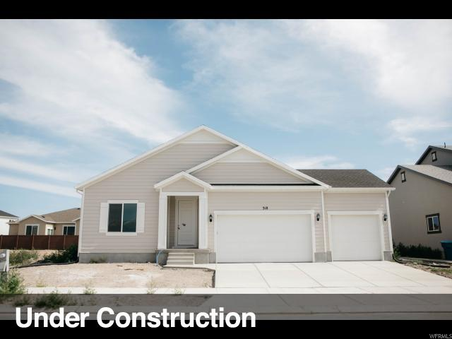 318 E 170 N 63 W, Vineyard, UT 84059 (#1596224) :: goBE Realty