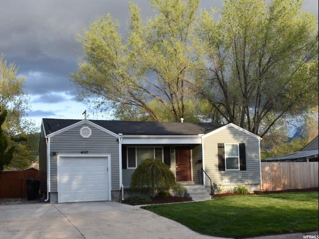 4127 S 1175 E, Holladay, UT 84124 (#1596723) :: Action Team Realty
