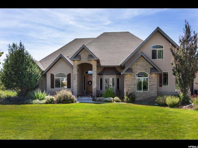 1760 S 3350 E, Heber City, UT 84032 (MLS #1596968) :: High Country Properties