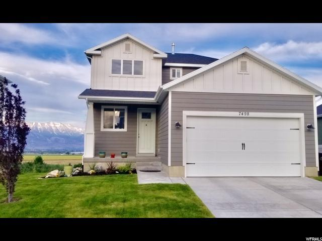 7498 N Silver Park Dr E, Eagle Mountain, UT 84005 (MLS #1597085) :: Lawson Real Estate Team - Engel & Völkers
